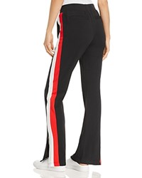 Pam And Gela Racing Stripe Track Pants Black