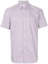 Gieves And Hawkes Gingham Shirt Multicolour