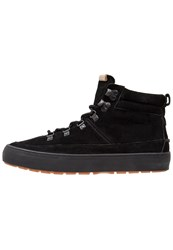 Pointer Shipton Hightop Trainers Black