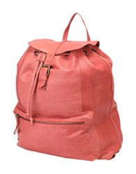 Corsia Backpacks And Fanny Packs Brick Red