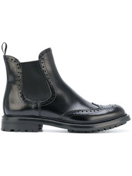 Church's Pull On Boots Black