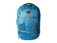 Osprey Farpoint 40 Caribbean Blue Backpack Bags