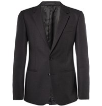 Maison Martin Margiela Wool And Mohair Blend Suit Jacket