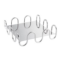 Sambonet Kyma Decorative Tray Stainless Steel Square