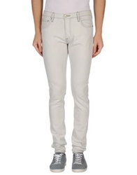 Htc Denim Pants Light Grey