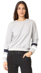 Evidnt All Star Sweatshirt Heathered Grey