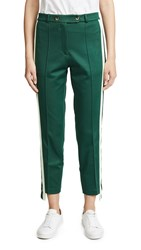 Golden Goose Trouser Track Pants Green Light Green