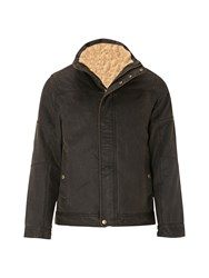 White Stuff Men's Forrestry Jacket Brown