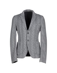 Hotel Suits And Jackets Blazers Men Grey