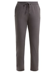 Skin Odelia Pima Cotton Track Pants Grey