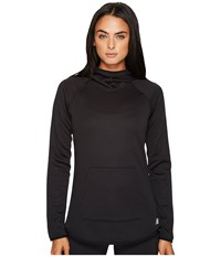 New Balance Accelerate Fleece Hoodie Black Women's Fleece