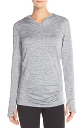 Women's Zella 'First Track' Hooded Pullover