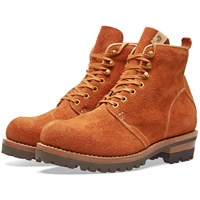 Visvim Zermatt Boot Folk Neutrals