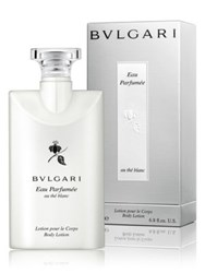 Bulgari Eau Parfumee Au The Blanc Body Lotion 6.8 Oz.