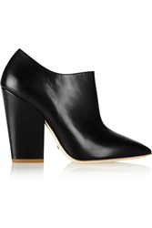 Jerome C. Rousseau Hess Leather Ankle Boots Black