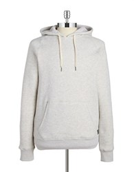 Original Penguin Fleece Lined Hoodie Grey