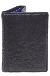 Men's Will Leather Goods 'Twist' Leather Wallet