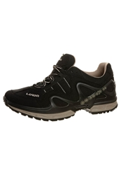 Lowa Gorgon Gtx Hiking Shoes Black Champagne