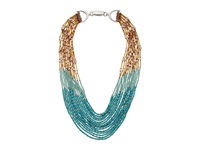 Gypsy Soule Gsdn15392 Carmel Turquoise Necklace Blue