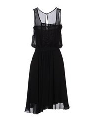 Bgn Short Dresses Black