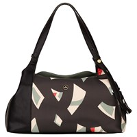 Nica Tilda East West Shoulder Bag Geo Print