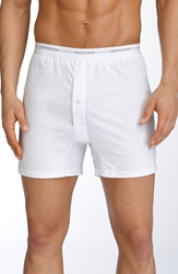 Nordstrom Supima Cotton Boxers 3 Pack White