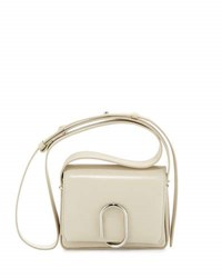 3.1 Phillip Lim Alix Flap Mini Crossbody Bag Chalk White