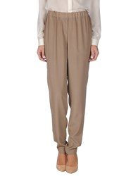 Gotha Trousers Casual Trousers Women Dove Grey