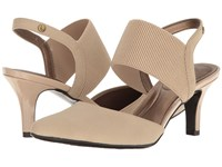 Lifestride Solace Taupe High Heels