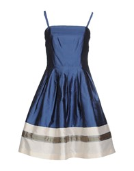 Ekle' Dresses Short Dresses Women Dark Blue