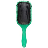 Denman Tangle Tamer Ultra Hair Brush Green