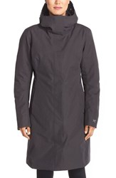 Women's Arc'teryx 'Patera' Waterproof Down Gore Tex Parka
