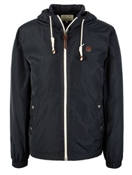 Racing Green Revel Hooded Jacket Navy