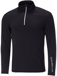 Galvin Green Men's Dean Lite Insula Jumper Black