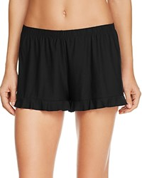 Commando Butter Ruffle Shorts Midnight Black