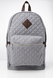 Forever 21 Quilted Backpack