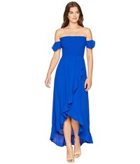 Lucy Love Wild Hearts Dress Royal Blue