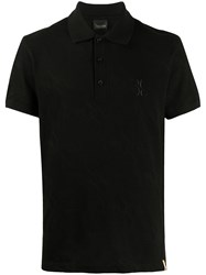 Billionaire Embroidered Logo Polo Shirt 60