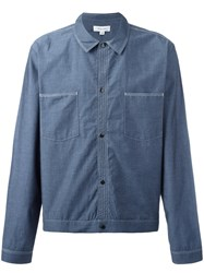Soulland Hestehave Shirt Blue
