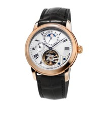 Frederique Constant Manufacture Heartbeat Watch Unisex Gold