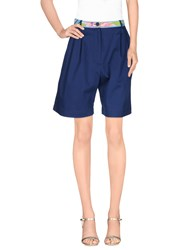Leonard Paris Bermudas Blue