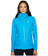 Arc'teryx Beta Lt Jacket Baja Women's Coat Blue