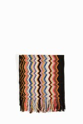 Missoni Chevron Light Scarf Multi
