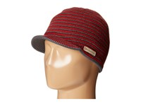 Columbia Northern Peak Visor Beanie Red Element Beanies