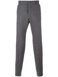 Berluti Straight Trousers Grey