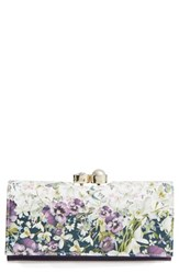 Ted Baker Women's London Enchantment Leather Matinee Wallet