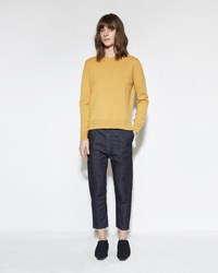 Marni Denim Trouser Blublack
