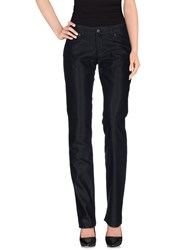Prada Sport Denim Denim Trousers Women Blue