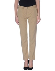 Levi's Made And Crafted Casual Pants Beige