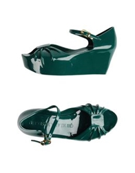 Kartell Wedges Deep Jade